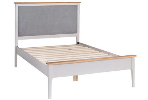 Belmont Painted 4'6 Padded Bed
